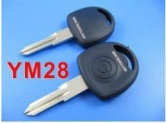 free shipping by hkp MOQ:1lot 5pcs/lot Opel transponder key ID40 (right) durable in use 50% shipping