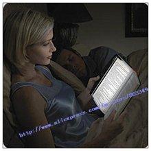 Magic Night Vision Light LED Reading Book Flat Plate Portable Car Travel Panels free shipping(China (Mainland))