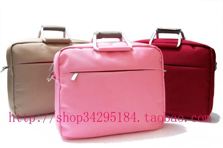 14'' laptop bag, laptop messager bag, laptop brifcase,Notebook bag,computer bag for HP, Sony, IBM Free shipping(China (Mainland))
