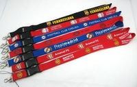 Free Shipping  Wholesale - Lots of 100pcs mixed team Neck Lanyard for Key MP3/4 cell phone DS lite