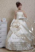 noble princess elegance halter wedding dress Han popular gown design party dress