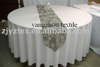 Table cloth table runner  and chair cover