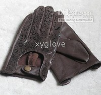 Goat leather gloves Fashion dress gloves Driving gloves