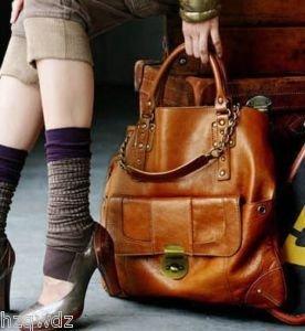 Wholesale Retail Shoulder bag Messenger bag Camel 1007 New