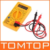 Измеритель величины тока Multifunction High Sensitivity Leakage Current Clamp Meter DMM MASTECH MS2010B, dropshipping
