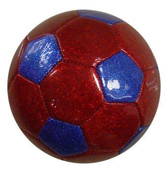 free shipping 2012 team soccer ball & football, shiny PVC football, 201201