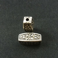 180 pcs/lot alloy jewelry findings spacer bead Free shipping