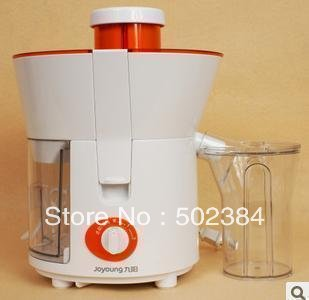 Joyoung electric juicer power juicer juice extrator Free shipping by UPS and EMS(China (Mainland))