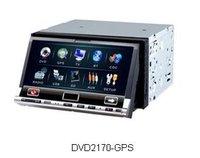 In-dash Car DVD Player