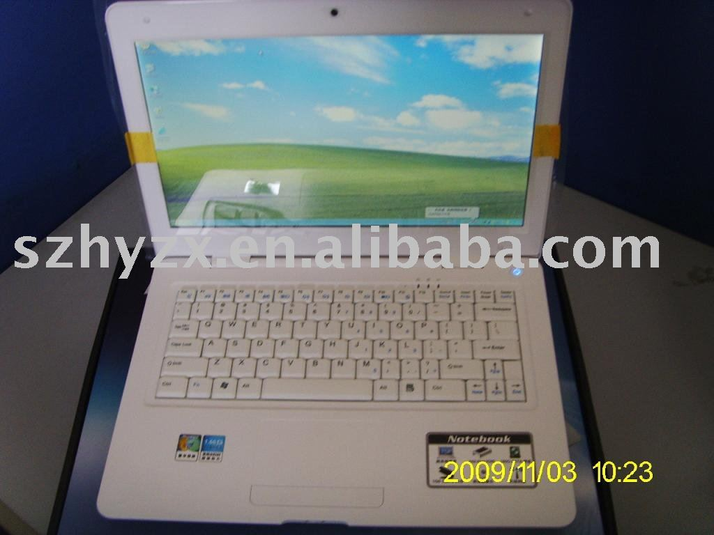 Laptop 13.3'' screen.wholesale and retail,Free shipping.(China (Mainland))