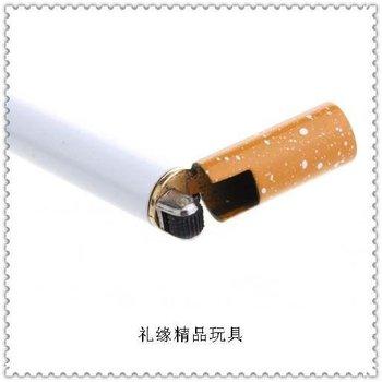 Free shipping Cigarette- shaped Butane Lighter gas lighter smoking set smoking accessory