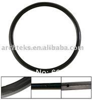 Carbon Rim Tubular 38mm,20H,Gloss 3k,1pcs,320g