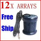 NEW (12) ARRAY ARRAYS for IONIC DETOX FOOT BATH CHI CELL SPA ION CLEANSE BLACK