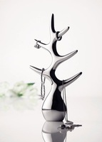 Free shipping Jewellery tree,jewellery holder,ornament holder,jewellery hanger with mirror painting