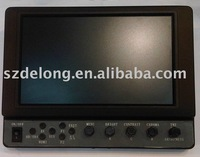 7inch monitor for HD video camera compatible with mini HDMI ,such as Canon 5D mark II,Canon 7D,Nikon D300S