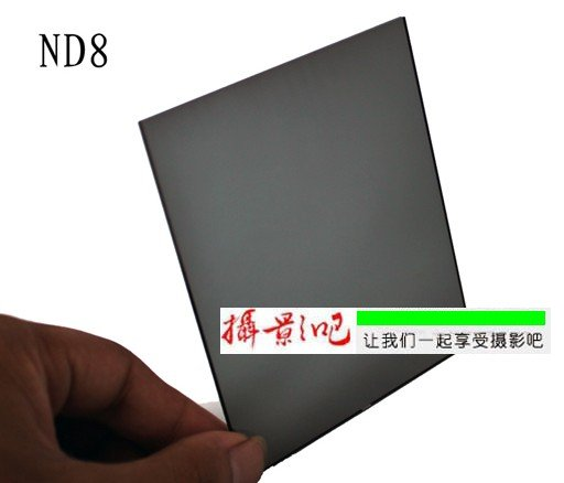 Free shipping ND Filter ND8 1pcs/lot(China (Mainland))