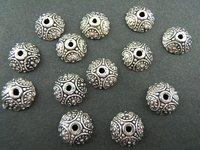 500 pcs/lot alloy bead caps Free shipping wholesale