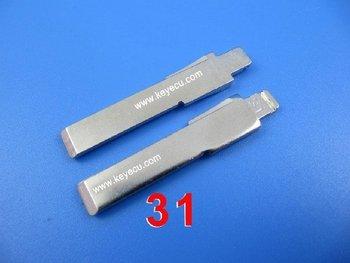 MOQ:10pc/lot Auto remote key blade
