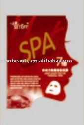 free shipping 9pcs/lot water power thermal shining mask