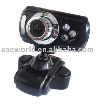 webcam,pc webcam,web cam,pc camera,latest webcam,computer accessory,driveless ,hot sale,with 3 LED lights ,fashion design,Y13