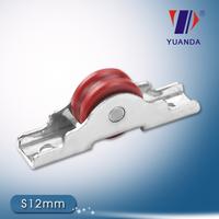 Window roller(12mm),bearing notch roller