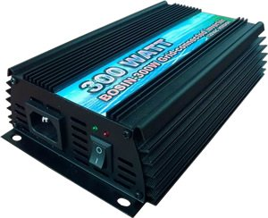 supply grid-tied pure sine wave inverter 300W Automatic power adjustment(China (Mainland))