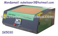 SK5030 Desktop Laser Engraving Machine With 40w laser tube