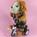 wholesale+toy,Toy dog ,Electric dog, gift dog, christmas gift, dog+free shipping
