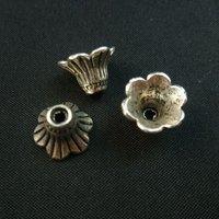 200 pcs/lot alloy bead caps Free shipping wholesale