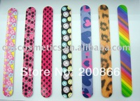 *Free Shipping* printed Emery board/manicure Nail file