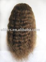 Guaranteed --free shipping Indian remi stock full lace wig