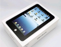Factory Price! 2pcs/lot 7 inch touch screen, Android 2.1 OS,Telechips 720MHz,DDR2 256MB MID with wifi,Google Map