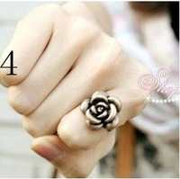 Fashionable alloy finger ring 30pcs  more style for you choose