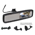 4.3inch rearview mirror monitor OEM Replacement Style Moutning