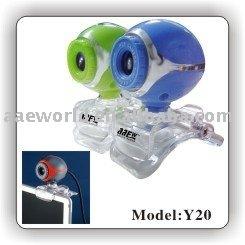 webcam,pc camera,pc webcam,with Snapshot button,pc webcam,web cam,different color to choose,Y20,computer accessory