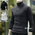 Free Shipping Men's Knit Wear Sports Sweater 6 Colors M-XL Retail & Wholesale casual pullover sweater slim fit knitted sweater