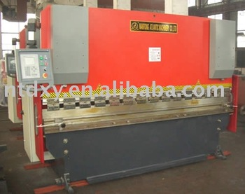 WC67Y-200/4000 plate bending  machine