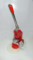 Button Making Machine Badge Maker (58mm)(China (Mainland))