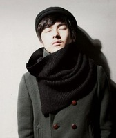 2011 Mens/Womens Casual High Quality Viscose Knitted Scarf 3Colors RO23018