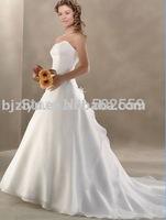 elegant  wedding dress new new hot sale bride wedding gowns