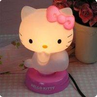 NEW Baby Room Hello Kitty Night Sleeping Light Lamp