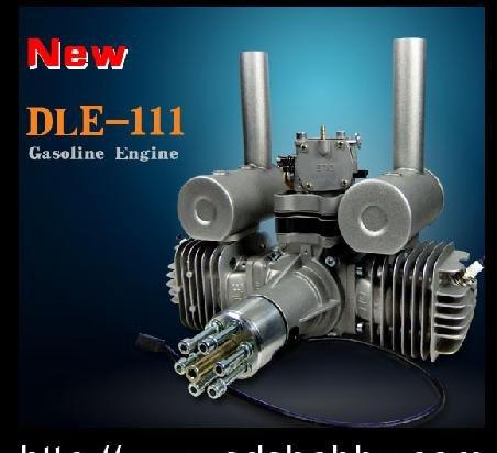 DLE111 111CC gasoline engine,gas engine ,petrol engine(China (Mainland))