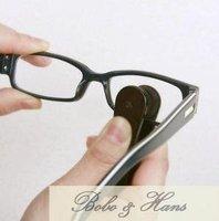 Mini Eyeglass Cleaner/ Microfiber Spectacles Clean Wipe /eyeglass cloth/christmas Gift/Wholesale