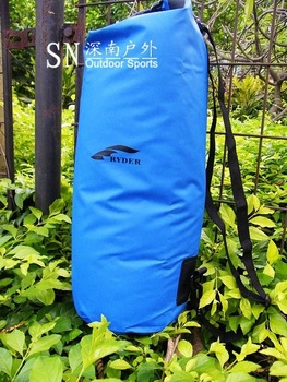 Brand New Ryder 10L Dry Bag PVC Waterproof Bag for Kayak Canoe Rafting Water Sport Pack Free Shipping