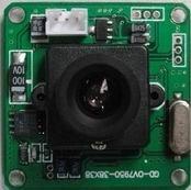 1/4  420TVL color CMOS board camera,OV brand+free shipping+ free board lens