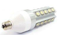 Cree Led 110~120lm/w,E40/E27 Base White 25W LED Corn Light 360 Degree