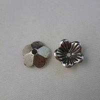 400 pcs/lot alloy bead caps Free shipping wholesale