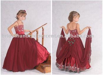 hotsale Gorgeous Little Girl's Pageant Dress