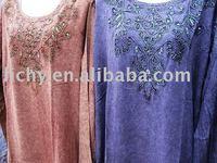 2010 the new muslim woman dress,muslim abaya,muslim clothes lyd1038
