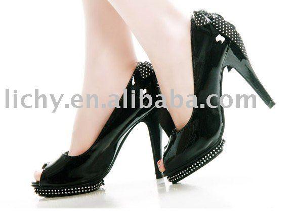 Nice high heel shoes,Brand high heel shoes,High-heel shoes,KVOLL stylish high heel shoes,lyc3214(China (Mainland))